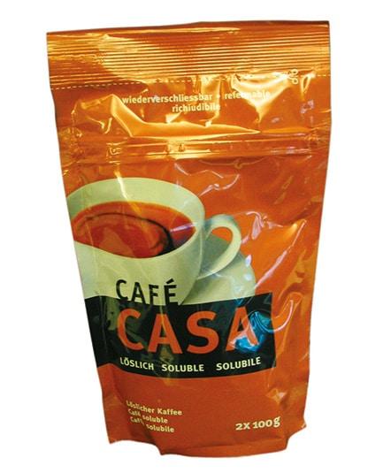 Coop Verpackung Cafe Casa