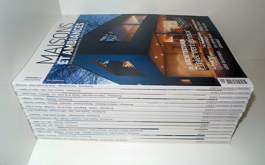 Etzel Verlag Maisons et Ambiances