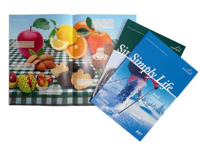 Hapimag Simply Life Kundenmagazin