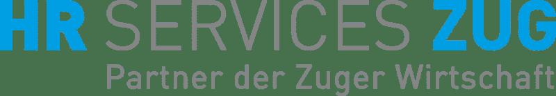 HR Services Zug Schriftzug
