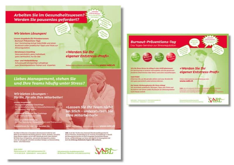 Inserate Kampagnen von SABL GmbH