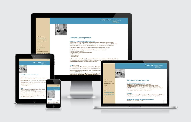 webdesign-amrein-praxis-laufbahnberatung-luzern