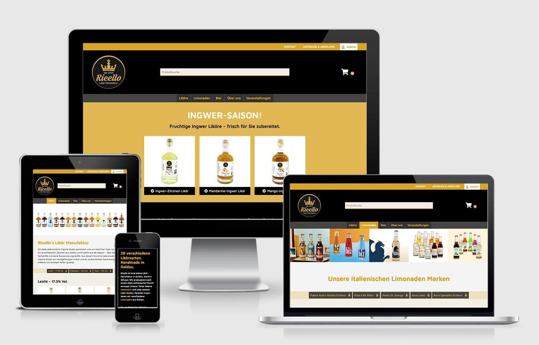 Ricello Online Shop
